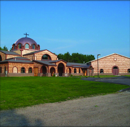 Saint Demetrios Greek Orthodox Church