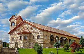 Holy Monastery of St. Nektarios