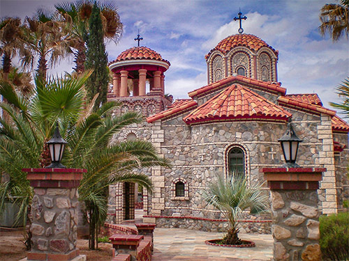 St. Anthony's Greek Orthodox Monastery