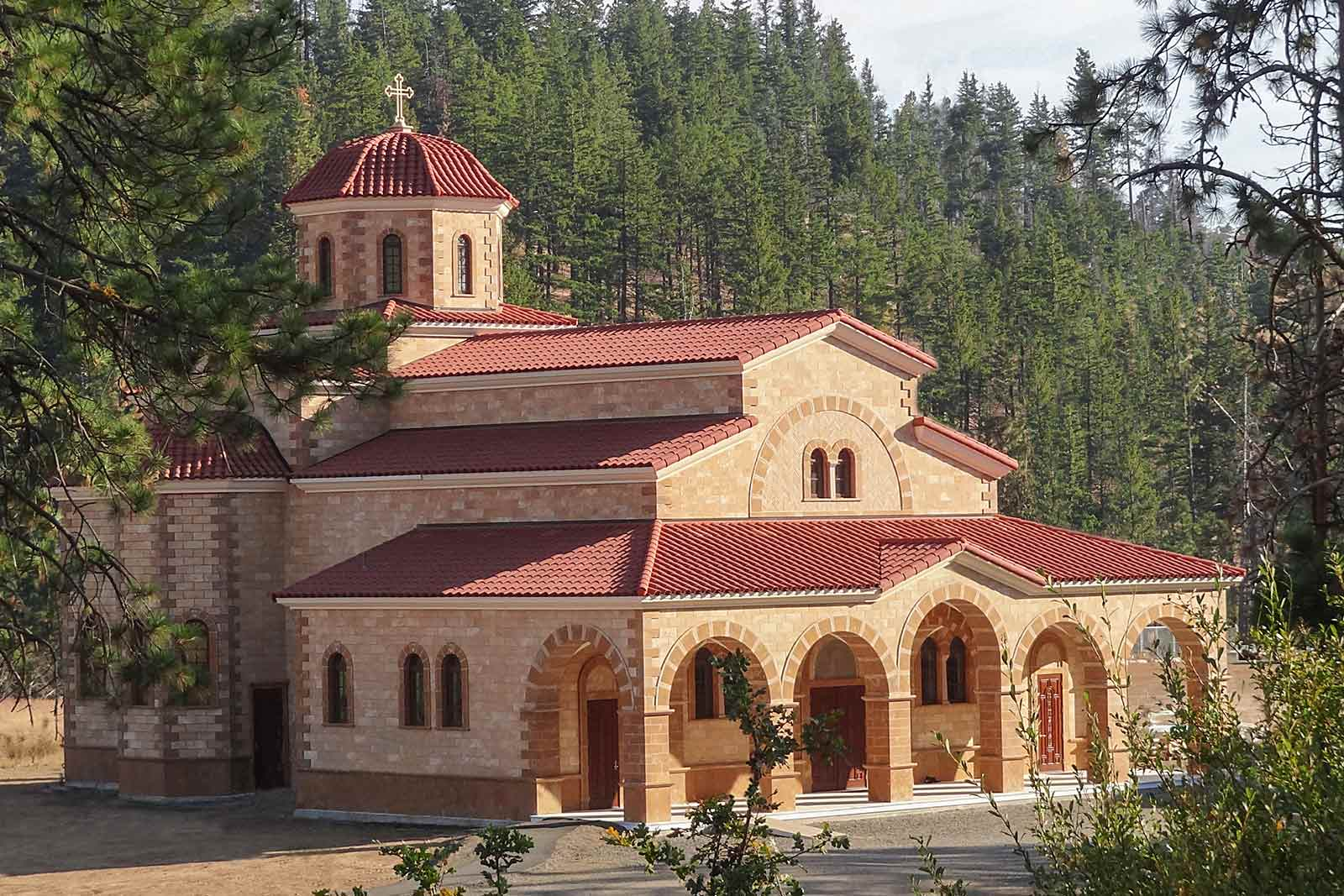 Holy Monastery of St. John the Forerunner